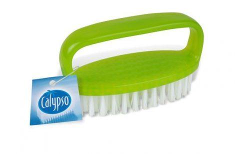 Calypso egyoldalas körömkefe markolattal
