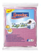3 TopTex szivacskendő