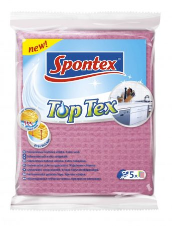 5 Top Tex szivacskendő